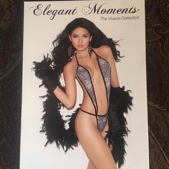 New Elegant Moments Reptile Print Lingerie f32ab0fac